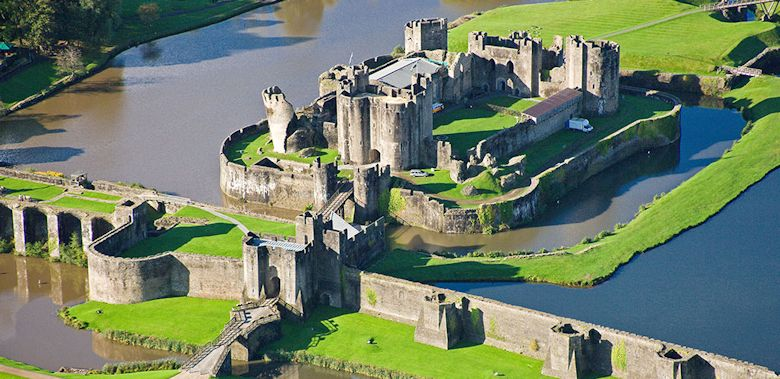 Great castles amp historic attractions in south and west wales