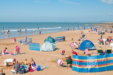 Seaside Towns in South Wales